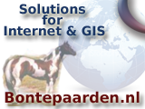 Bontepaarden.nl - Solution for Internet and GIS